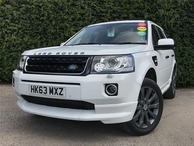 2014 Land Rover FREELANDER 2 2.2 SD4 Dynamic 5dr Auto