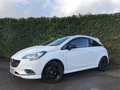 2015 Vauxhall Corsa Limited Edit Ecofle