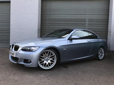 2009 BMW 3 SERIES 320i M Sport Highline 2dr