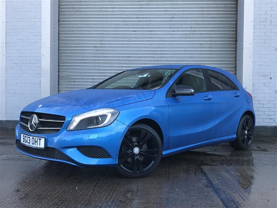Mercedes-Benz A CLASS A200 CDI BlueEFFICIENCY Sport 5dr 2013 1